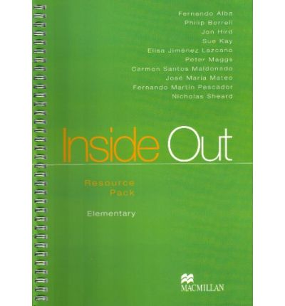 Inside Out Elementary Teacher's Resource Pack