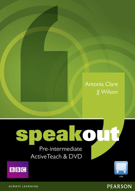 Speakout Pre-Intermediate Active Teach & DVD