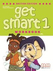 Get Smart British Edition 1 Full-colour Workbook + Audio CD/CD-ROM