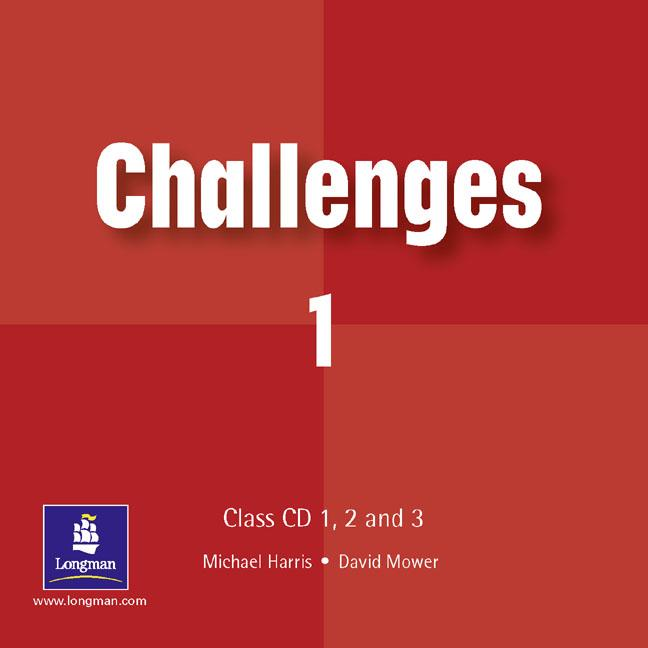 Challenges Level 1 Class CDs (3) (Лицензия)
