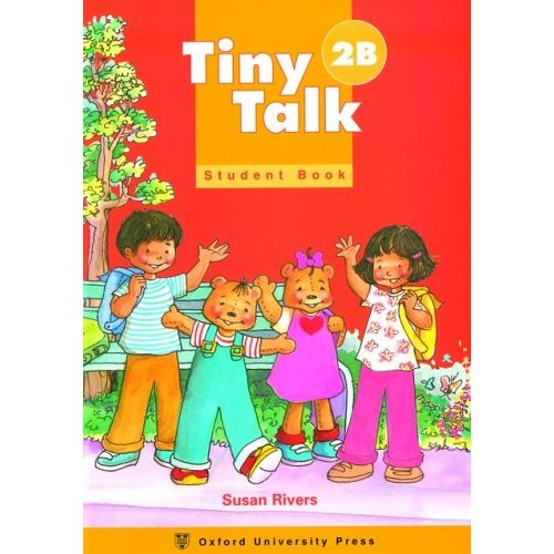 Tiny Talk 2 Student Book (B)