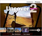 Uncover 2 Audio CDs (3)