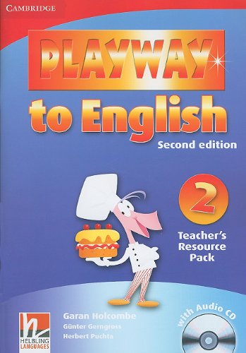 Playway to English (Second Edition) 2 Teacher's Resource Pack with Audio CD
