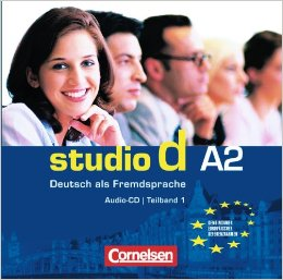 studio d A2.1 Audio-CD