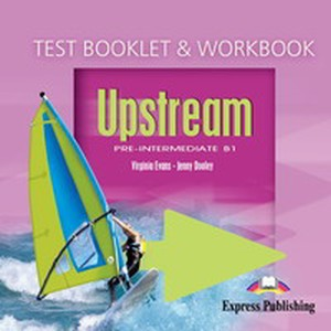 Upstream Pre-Intermediate B1 Test Booklet & Workbook Audio CD