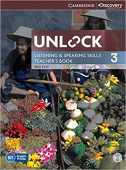 Unlock Listening and Speaking Skills 3 Teacher's Book with DVD