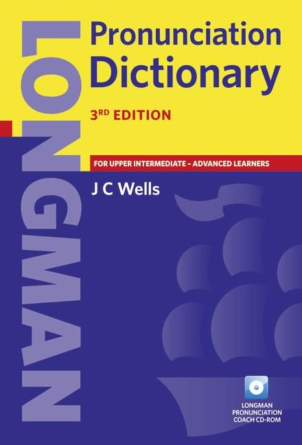 Longman Pronunciation Dictionary 3rd Edition Paper with CD-ROM