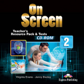 On Screen 2 Teacher's Resource Pack and Tests CD-Rom