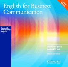 English for Business Communication Second edition  Audio CD Set (2 CDs)  (Лицензия)
