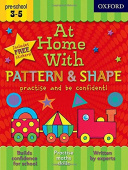 At Home With Patten and Shape (AGE 3-5)