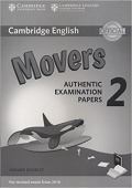 Cambridge English (for Revised Exam from 2018) Movers 2 Answer Booklet