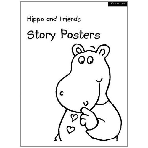 Hippo and Friends 1 Story Posters Pack of 9