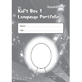 Kid's Box Second Edition 1 Language Portfolio