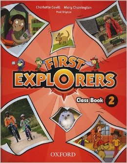 First Explorers Level 2 Class Book
