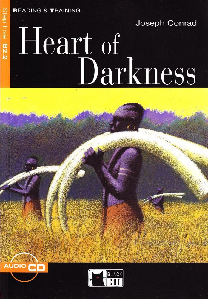 Reading & Training Step 5: Heart of Darkness + Audio CD
