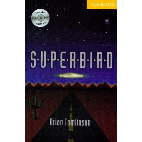 Superbird (with Audio CD)