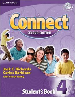 Connect Second Edition: 4 Student's Book with Self-study Audio CD