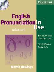 English Pronunciation in Use Advanced Book with answers and CD-ROM/Audio CDs (5)