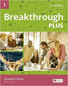 Breakthrough Plus 2nd Edition 1 Student's Book + DSB