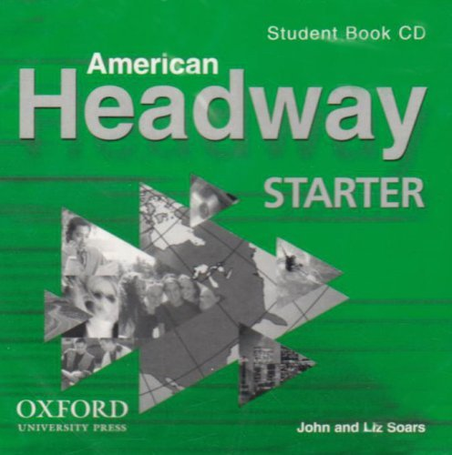 American Headway Starter Student Book Audio CDs (2)
