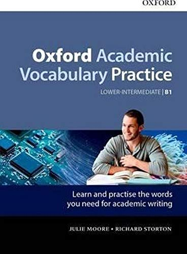 Oxford Academic Vocabulary Practice: Lower-Intermediate B1 with Key