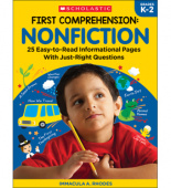 First Comprehension: Nonfiction