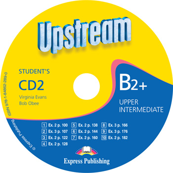 Upstream Upper Intermediate B2+ Revised Edition Student's Audio CD (CD2)