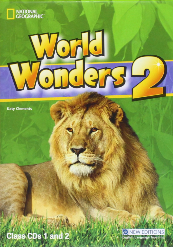 World Wonders 2 Class CD (2)
