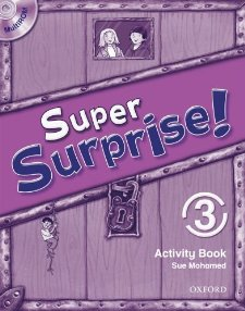 Super Surprise! 3 Activity Book and Multi-rom Pack