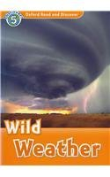Oxford Read and Discover Level 5 Wild Weather Audio CD Pack
