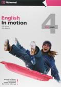 English In Motion 4 Workbook Pack