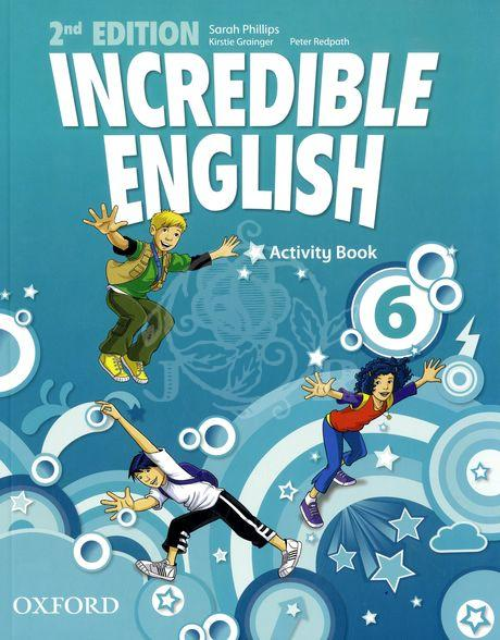 Incredible English (Second Edition) Level 6 Activity Book