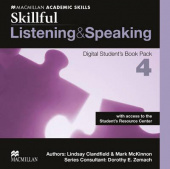 Skillful 4 Listening & Speaking Digital Student's Book Pack
