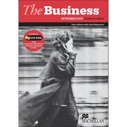 The Business Intermediate Student's Book (+DVD)