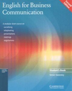 English for Business Communication Second edition Student's book