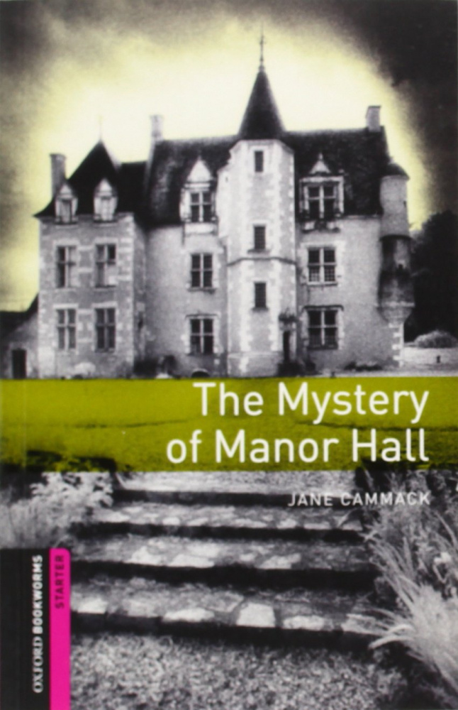 OBS: The Mystery of Manor Hall Audio CD Pack