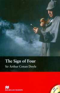 The Sign of Four (with Audio CD)