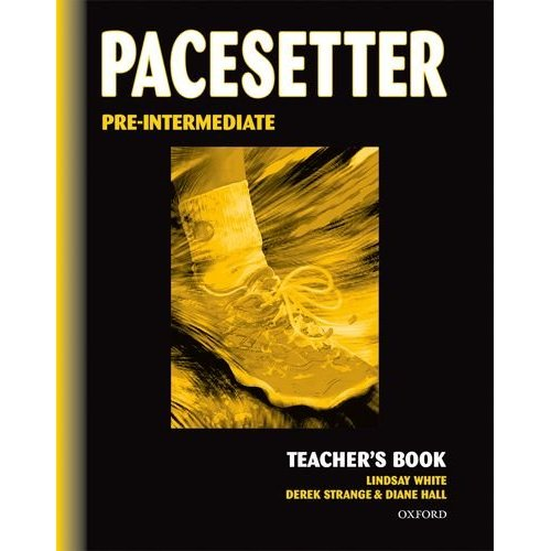 Pacesetter Pre-Intermediate Teacher's Book