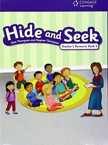 Hide and Seek 3 Teachers Resource Pack