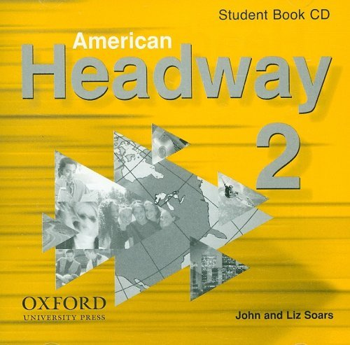 American Headway 2 Student Book Audio CDs (2)