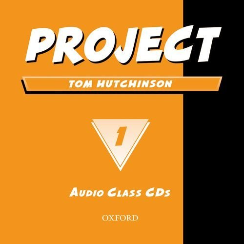 Project 1 Second Edition Class Audio CDs (2)