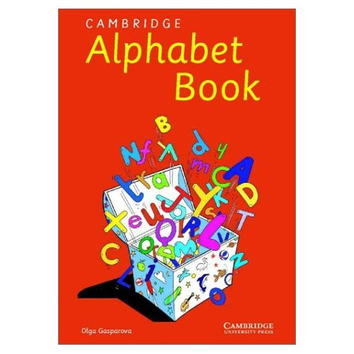 Cambridge Alphabet Book Paperback