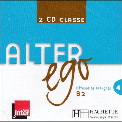 Alter Ego 4 - CD audio classe (x2) (Лицензия)