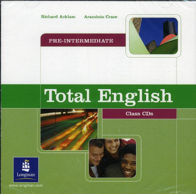 Total English Pre-Intermediate Class Audio CD (2) (Лицензия)