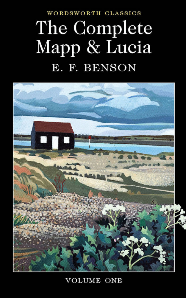 Benson E.F. The Complete Mapp And Lucia Volume One