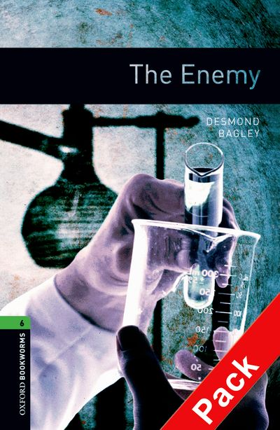 OBL 6: The Enemy Audio CD Pack