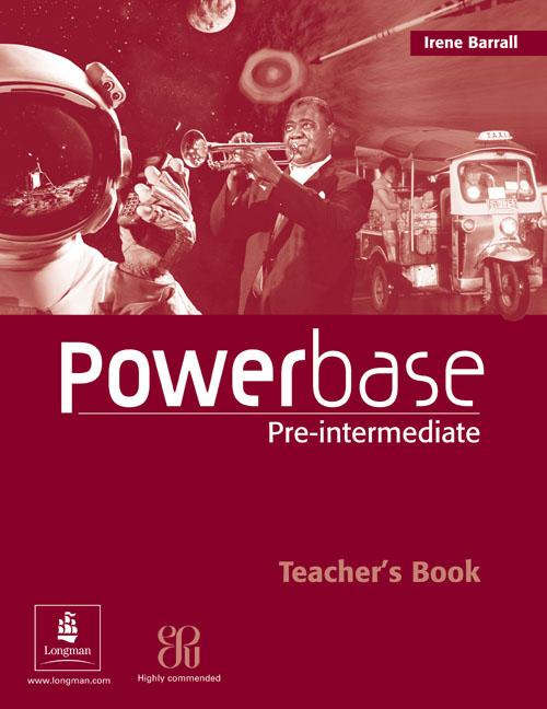 Powerbase Pre-Intermediate Teacher's Book