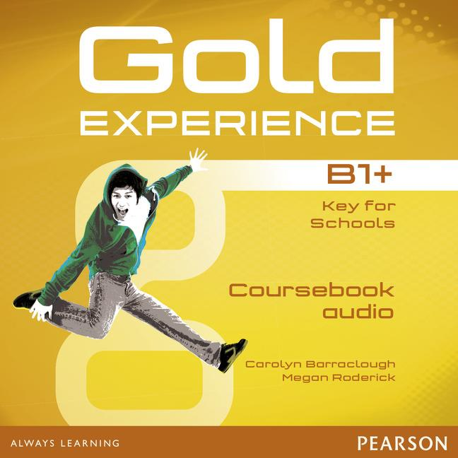 Gold Experience B1+ Class Audio CDs (Лицензия)