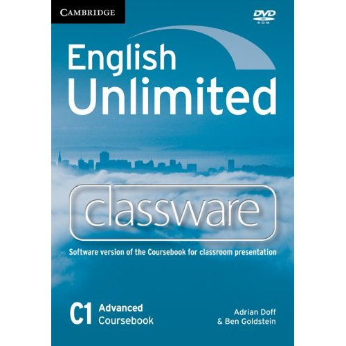 English Unlimited Advanced Classware DVD-ROM