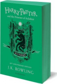 Harry Potter and the Prisoner of Azkaban (Slytherin Edition) - Paperback
